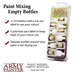 The Army Painter: Empty Mixing Bottles
