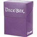 Ultra Pro Deck Box: Purple
