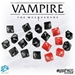Vampire The Masquerade 5th: Dice Set D10 (20)