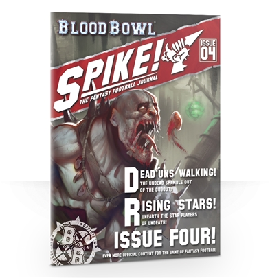 Blood Bowl: Spike! Issue 4