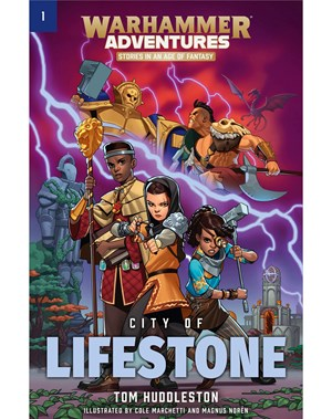 Realm Quest: City of Lifestone