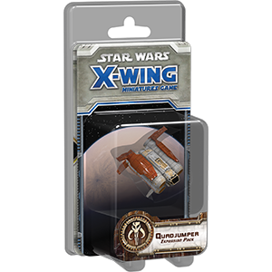 X-Wing: Quadjumper Expansion Pack