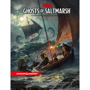 Dungeons & Dragons 5: Ghosts of Saltmarsh