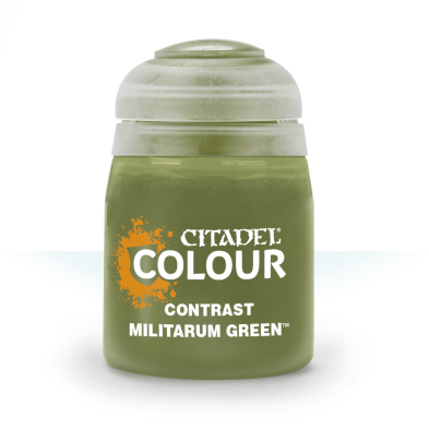 Citadel Contrast: Militarum Green (18ml)