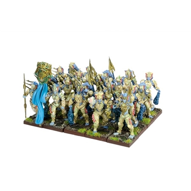 Forces of Nature: Naiad Regiment (20 Figures)