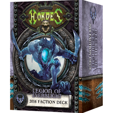 Legion of Everblight MKIII Faction Deck