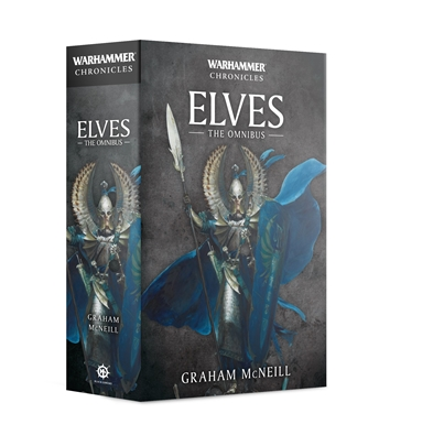 Warhammer Chronicles: Elves Omnibus PREORDER