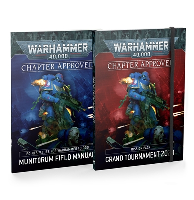 Chapter Approved 2020 (Grand Tournament/Munitorum)