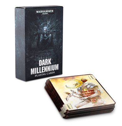 Dark Millenium Playing Cards