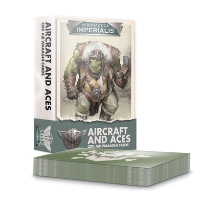 Ork Air Waaagh: Aircraft & Aces Cards