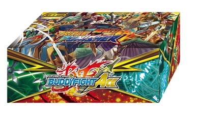 Buddyfight: 3 Garga Decks Impact! Triple Punisher