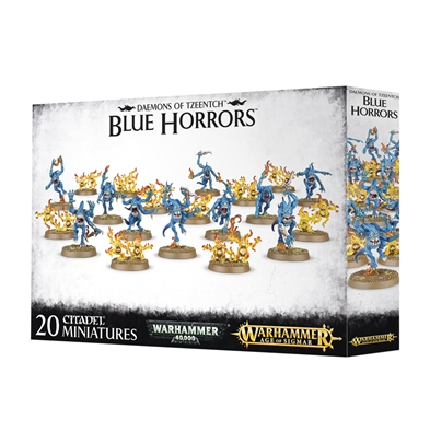 Blue Horrors / Brimstone Horrors