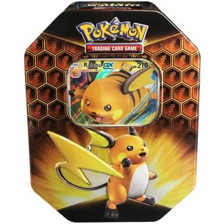 Pokemon: Hidden Fates Tin Raichu