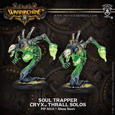 Cryx: Soul Trappers