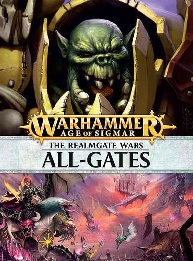 The Realmgate Wars: All Gates
