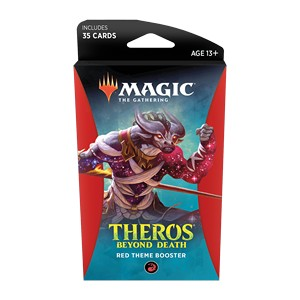 Theros Beyond Death Theme Booster: Red