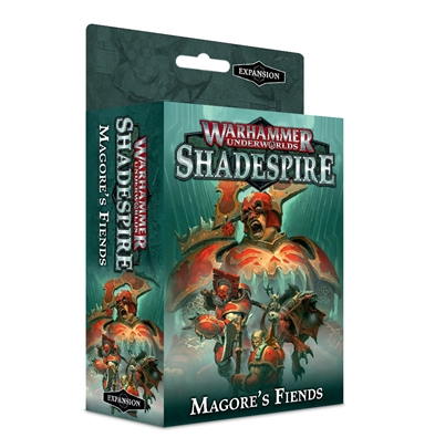 Shadespire: Magore's Fiends Expansion