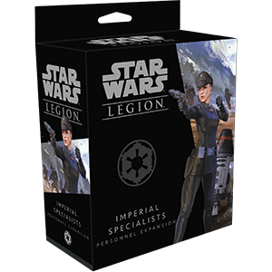 Star Wars Legion: Imperial Specialists