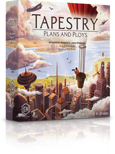 Tapestry: Plans & Ploys Expansion