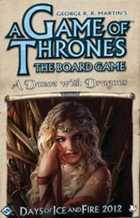 A Game of Thrones: A Dance with Dragons Expansion
