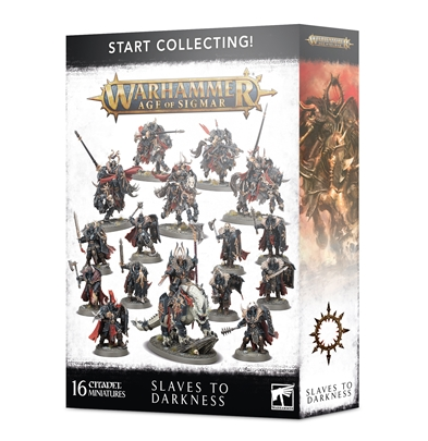 Start Collecting: Slaves to Darkness (2019)