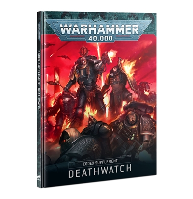 Codex Deathwatch Supplement (Hardback)