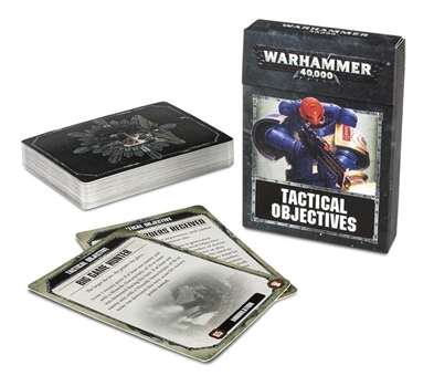 Warhammer 40,000: Tactical Objective Cards