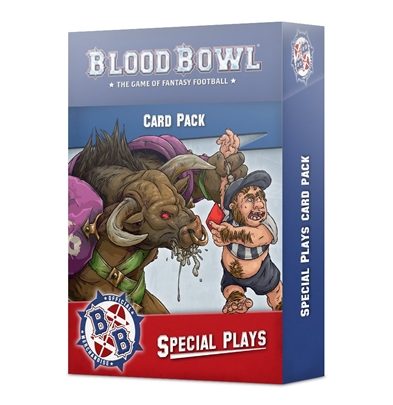 Blood Bowl: Special Play Cards
