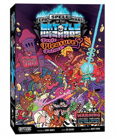 Epic Spell Wars: Panic at the Pleasure Palace