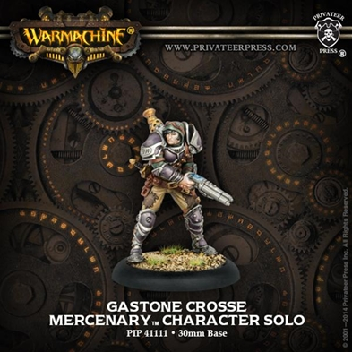 Mercenary: Gastone Crosse
