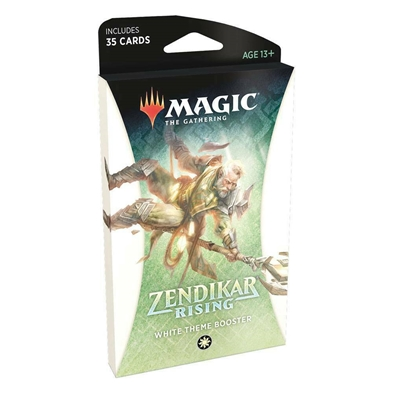 Zendikar Rising Theme Booster: White