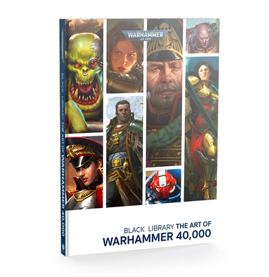 The Art of Warhammer 40,000
