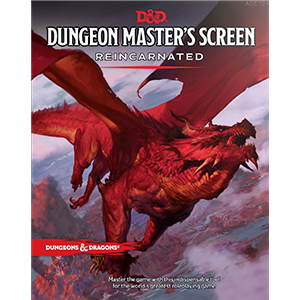 Dungeons & Dragons 5: Dungeon Masters Screen