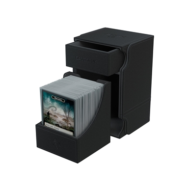 Gamegenic: Deck Box Watchtower 100+ Black