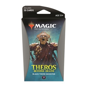 Theros Beyond Death Theme Booster: Black