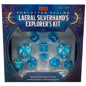 Dungeons & Dragons 5: Laeral Silverhands Explorers Kit