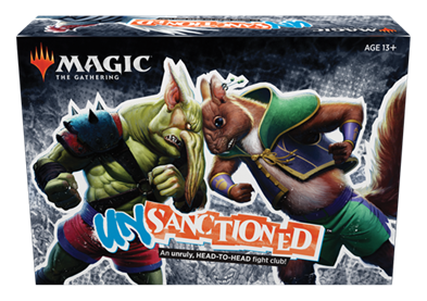 Magic: Unsanctioned