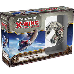 X-Wing: Punishing One Expansion Pack
