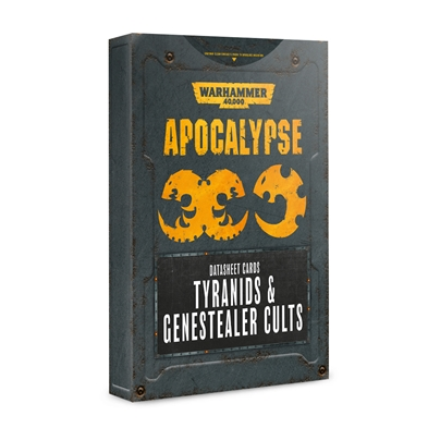 Apocalypse Datasheets: Tyranids & Genestealer Cults
