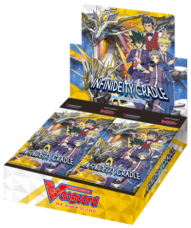 Vanguard: Infinideity Cradle booster box (16)