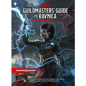 Dungeons & Dragons 5: Guildmasters Guide to Ravnica