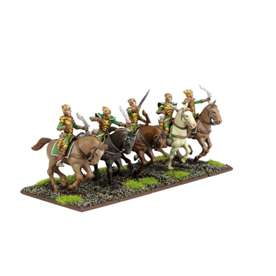 Elves: Silverbreeze Cavalry Troop (5 Figures)