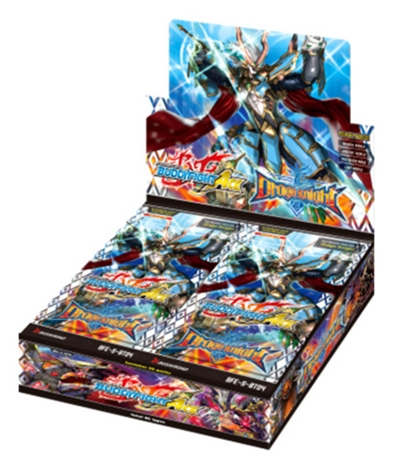 Buddyfight: Drago Knight booster box (30)