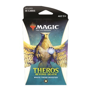 Theros Beyond Death Theme Booster: White