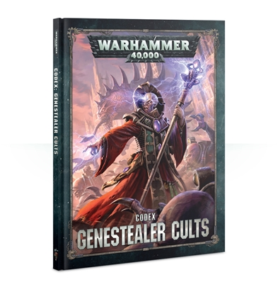 Codex Genestealer Cults (Hardback)