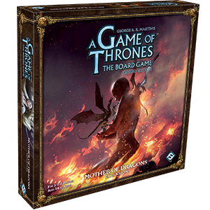 A Game of Thrones: Mother of Dragons Expansion