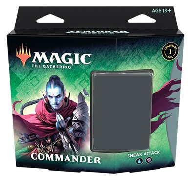 Zendikar Rising Commander Deck: Sneak Attack