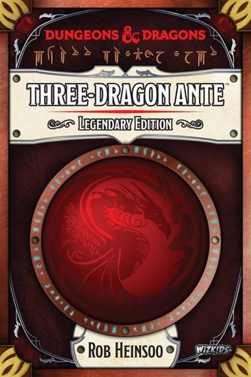 Three Dragon Ante (Legendary Edition)