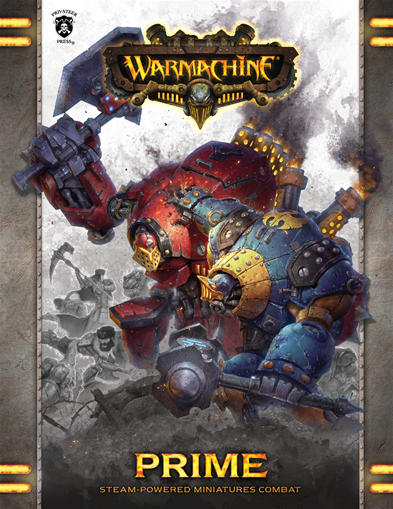Warmachine Prime MKIII (Hardcover)