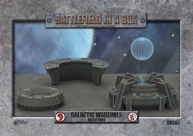 Galactic Warzones: Objectives